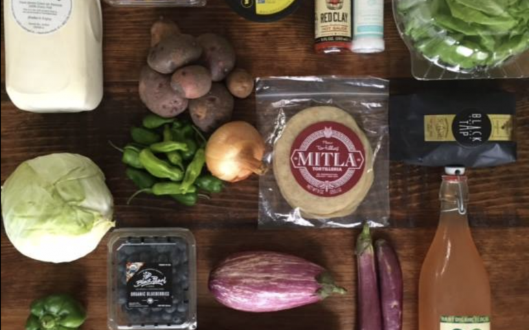 Community Supported Grocery CSA