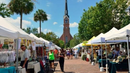 Charleston Essentials Market