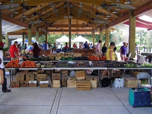 Mount Pleasant Farmers Market